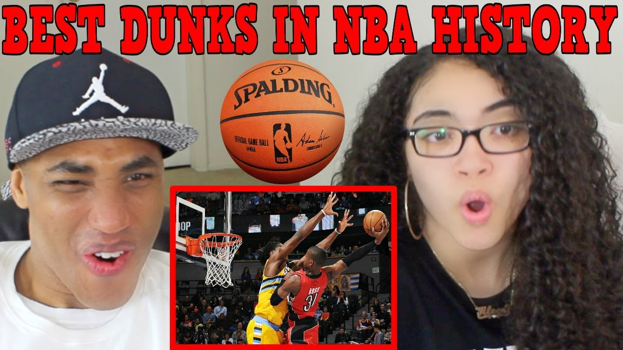 Best Dunks In NBA History REACTION | MY DAD REACTS