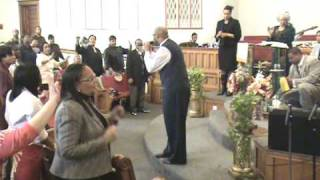 House Of  Prayer For All People Pastor R. Stacey Jenkins Sermon 2 of 3