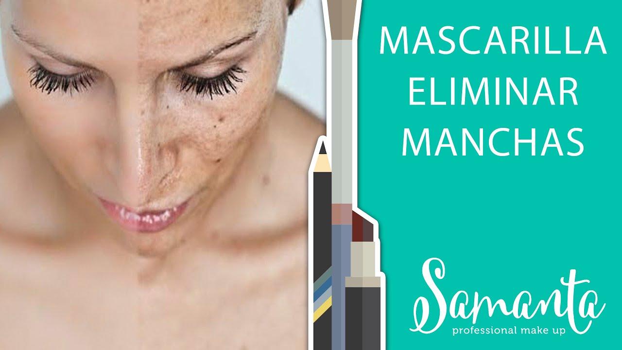 mascarillas naturales para quitar manchas del rostro