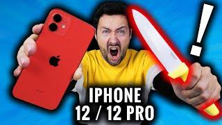 L'iPhone 12 est-il Indestructible ?! (Drop Test Ceramic Shield)