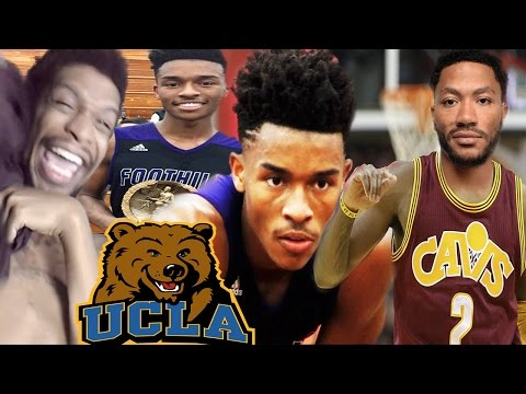 IF KYRIE & D ROSE HAD A BABY!! JAYLEN HANDS #1 RANKED PG MIXTAPE REACTION