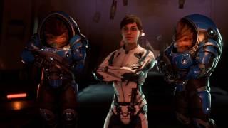 Mass Effect 4: Andromeda. Новый трейлер на русском языке 2017 Масс эффект Андромеда трейлер