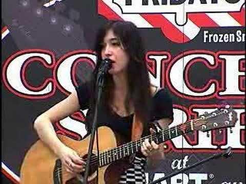 Kate Voegele - Hallelujah (acoustic)