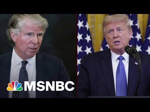 Manhattan DA Convenes Special Grand Jury In Trump Probe | MSNBC