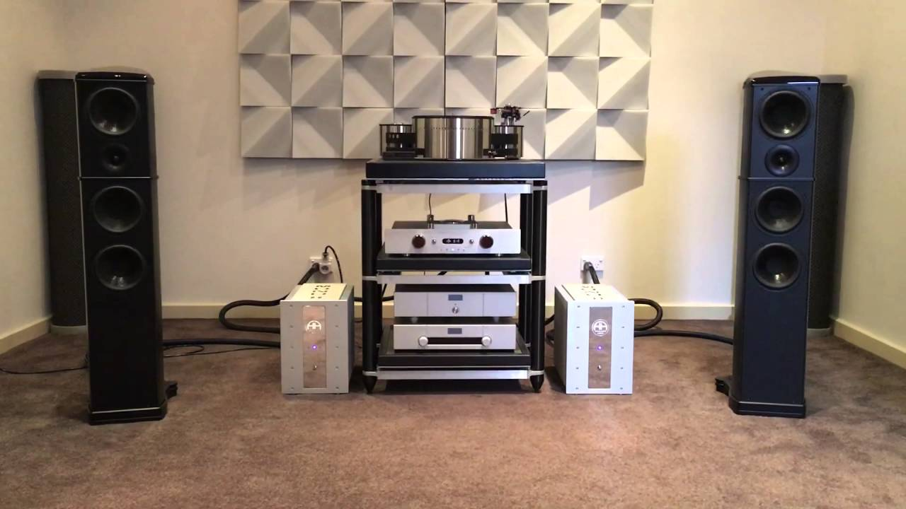 wilson benesch act one evo accustic arts at absolute hi end youtube
