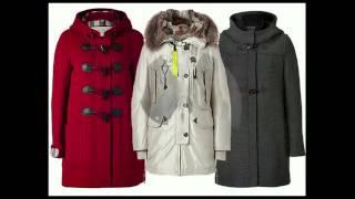 видео зимнее пальто женское купить