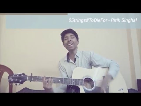 Ik Mera Dil | Guitar Cover | Original By Kanth Kaler