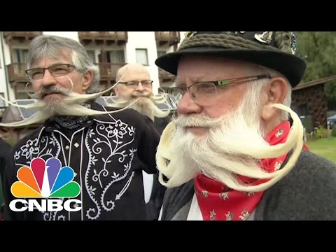 World Beard Championship | CNBC