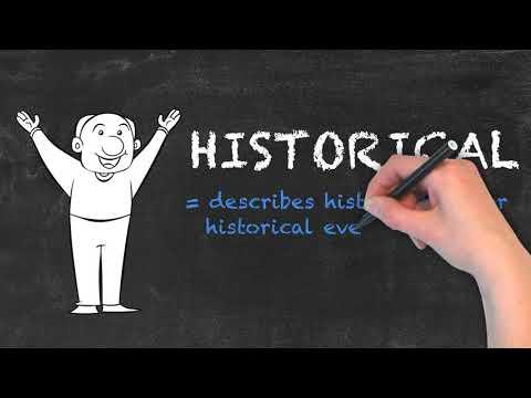 Historic vs Historical | Ask Linda! | English Grammar