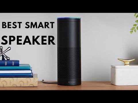 Amazon Echo - The Best Smart Speaker Quick Overview