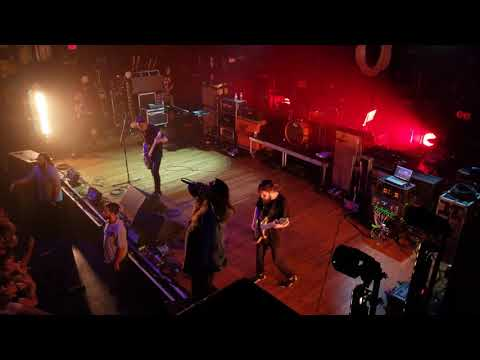Polaris - Lucid Live at The Palladium in Worcester MA on the Parkway Drive Tour