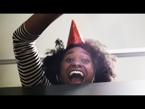 When You Take Birthdays Too Seriously