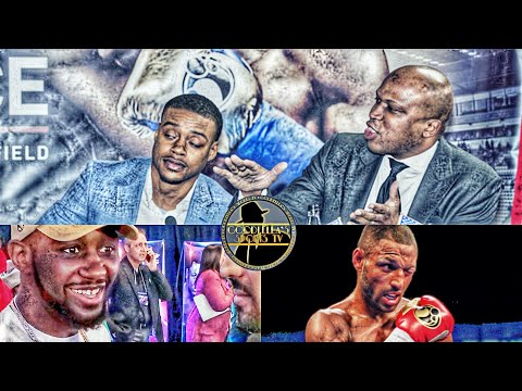 Errol Spence Jr Coach Derrick James Says Kell Brook Would Be Terence Crawford First Real Fight!!!