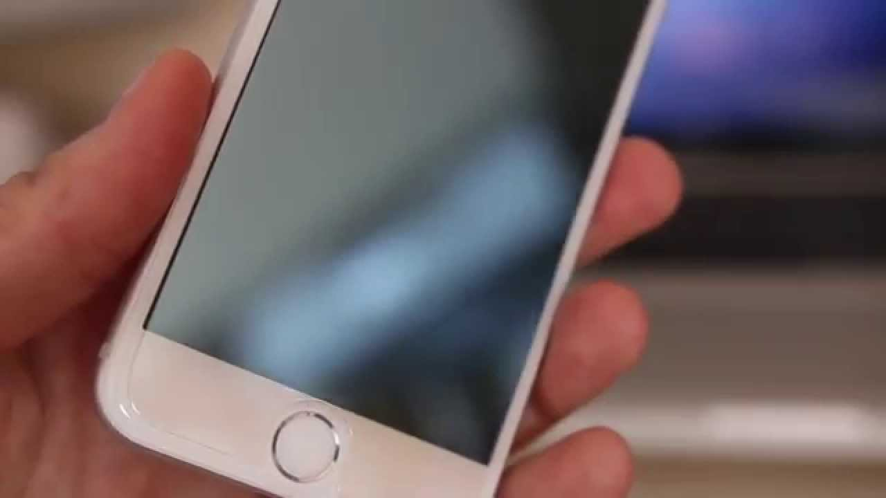 Invisible Shield Mirror Glass Screen Protector For Iphone 6 By Zagg