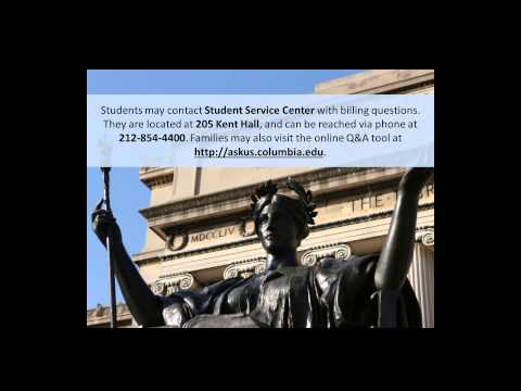 COLUMBIA 101: Financial Services Webinar