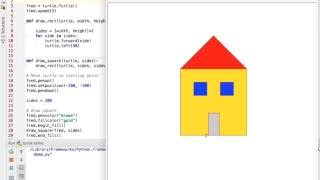 Drawing through Coding for 7-9 year olds