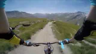 Mtb Tour du Mont Blanc July 2015