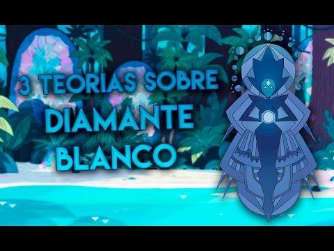 3 Teorias Sobre Diamante Blanco  (Steven Universe)
