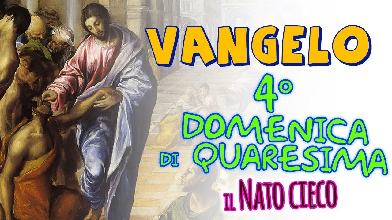 Risultato immagini per Immagi IV domenica quaresima anno A