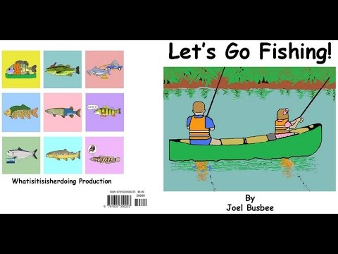 Fae let 39 s go fishing youtube for Lets go fishing