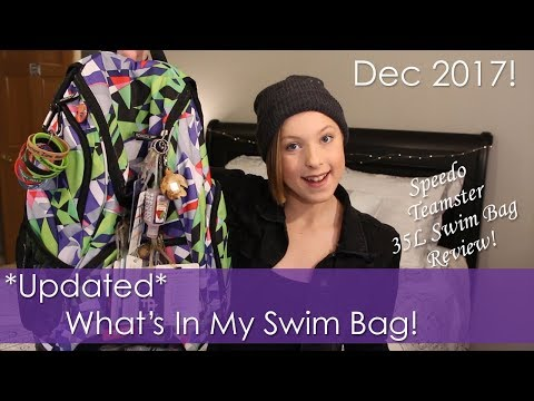 *updated*-what's-in-my-swim-bag!-new-swim-bag!!-speedo-teamster-35l-review