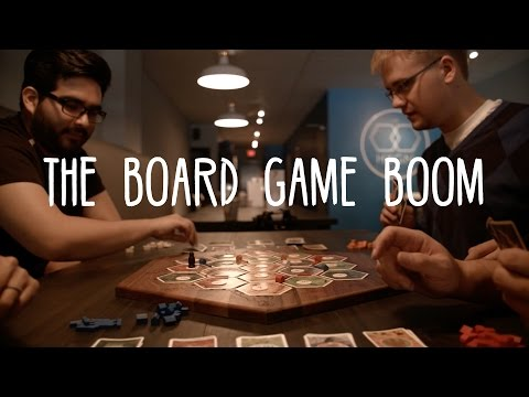 """The Board Game Boom"" Documentary"