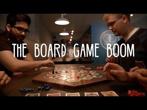 """The Board Game Boom"" Documentary"