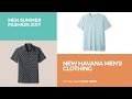 New Havana Men's Clothing Men Summer Fashion 2017