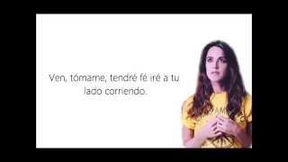 Si esto es fé - Macarena García y Alberto Jímenez (Acúst...