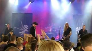 Sparzanza - My World Of Sin (Arvikafestivalen 2010)