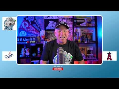 Los Angeles Dodgers vs Los Angeles Angels Free Pick 8/14/20 MLB Pick and Prediction MLB Tips