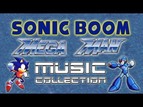 Sonic Boom (Hack) Mega Man Music Collection