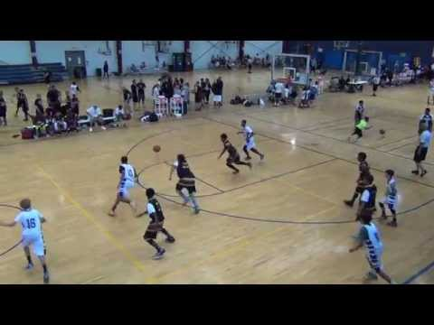 Peak Basketball vs Roadrunner Sports Club Las Vegas Live 2015 presented by Bigfoot Hoops
