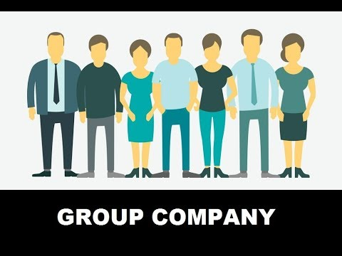 Maintaining Group company in Tally.ERP 9
