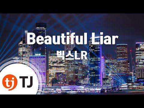 [TJ노래방] Beautiful Liar - 빅스LR (Beautiful Liar - VIXX LR) / TJ Karaoke