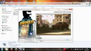 How to install driver san francisco SKIDROW