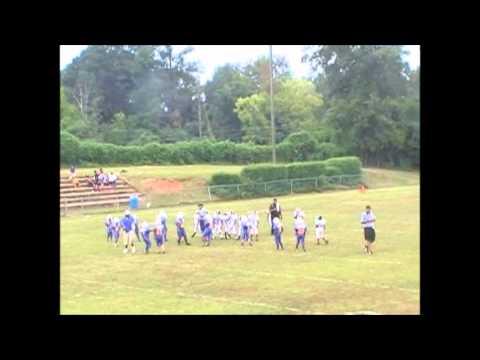 2012 Colts Rookies vs Kemper County Wildcats