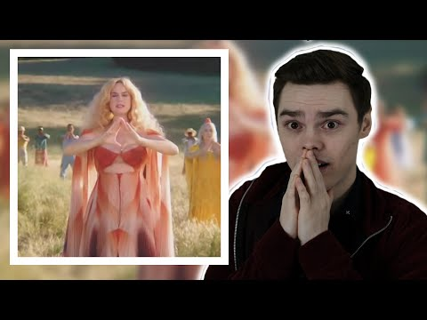 NEVER Listened To NEVER REALLY OVER - Katy Perry | Reaction