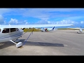 Short Demo Flight on Piper PA-32