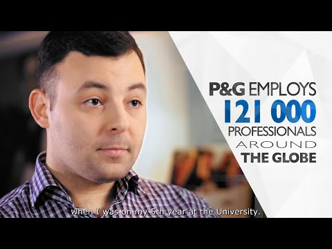 Join P&G Eastern Europe (Recruiting Video)