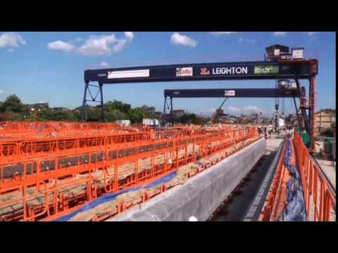 NLEX Harbor Link Segment 10: An Engineering Marvel