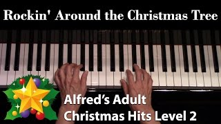 Rockin' Around the Christmas Tree (Intermediate Piano Solo)