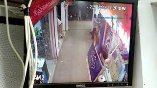 Real Ghost (Bhoot) in India October 2018 CCTv Footage