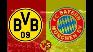 LIVE:: Borussia Dortmund vs Bayern Munich LIVE STREAM 04/11/2017