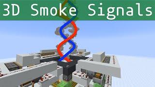 Minecraft 3D Smoke Signals [Campfires, 1.14 Snapshots]