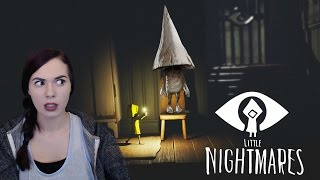 Little Nightmares (Part 1) Does this guy eat children?!?
