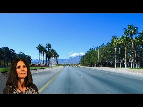 Summerlin Las Vegas - Get the real story on this Nevada Community