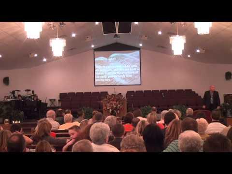 Washington Avenue Community Revival   Pastor John Bivens   1 16 2012 part 1