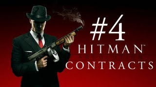 """Hitman Absolution: Contracts ep. 4 """"Back In The Courtroom"""""""
