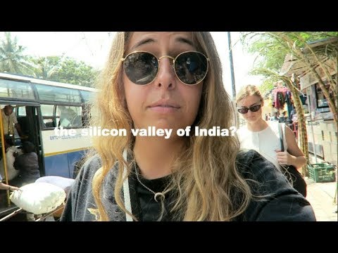 So this is India's most modern city?! |  Bangalore